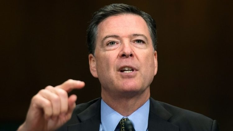 James B. Comey, ex director del FBI (AFP)