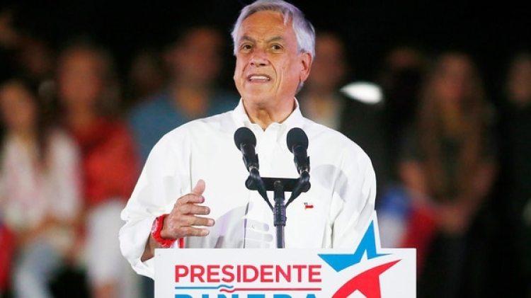 Sebastián Piñera (EFE)
