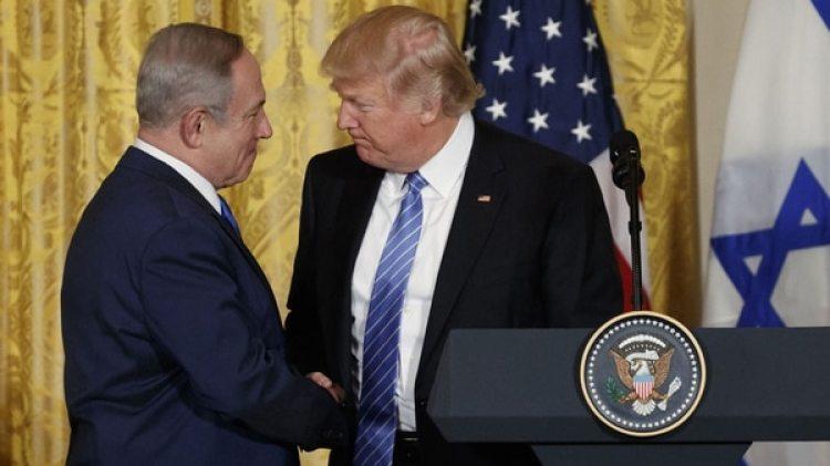 Donald Trump decide si traslada la embajada de EEUU en Israel(AP)