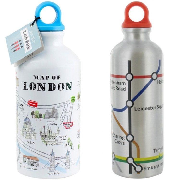 Biberones de aluminio recargables podrían ayudar a reducir el impacto medioambiental de las botellas plásticas