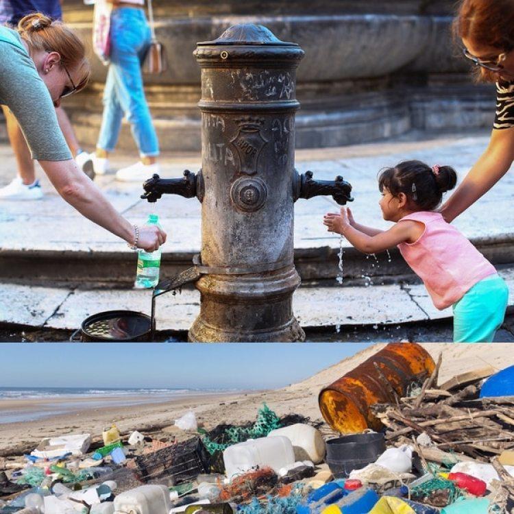 Los desechos plásticos plantean una de las mayores amenazas para la salud de las futuras generaciones