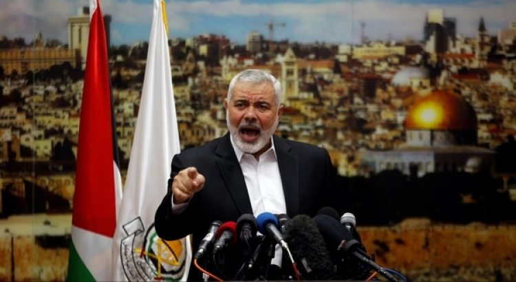 """El jefe de Hamas, Ismail Haniyeh, anuncia una """"nueva intifada"""" (Reuters)"""