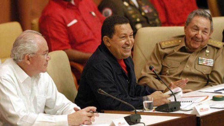 Rafael Ramírez defendió su gestión en PDVSA