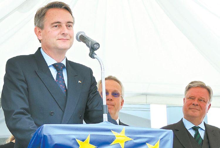 Resultado de imagen para l embajador de la Unión Europea (UE) en Bolivia, León de la Torre