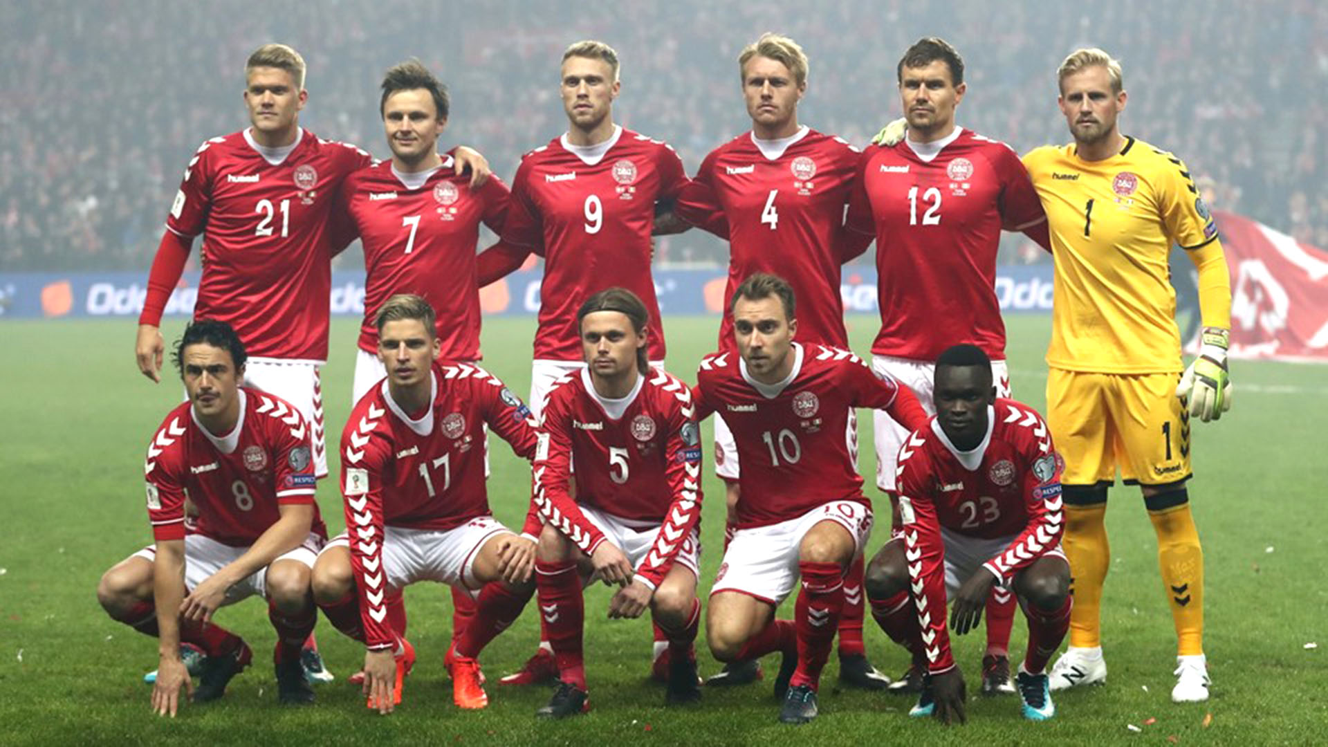 Con un promedio de edad de 27 años, el valor de Dinamarca es de 202,55 millones de dólares