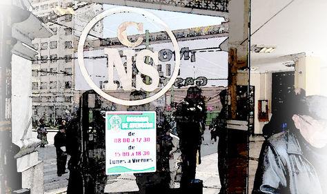 Caja Nacional de Salud (CNS)