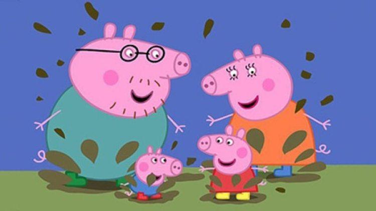 Peppa Pig, la serie de animación más exitosa del mundo