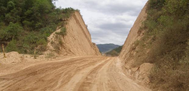 Resultado de imagen para }tramo Padilla-El Salto, del departamento de Chuquisaca.