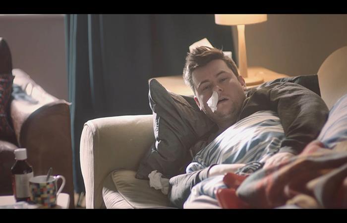 Hombres sufren más que las mujeres cuando están con gripe