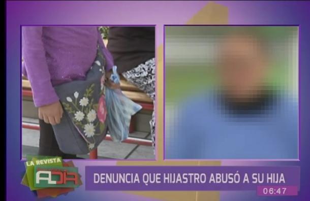 Mujer denuncia que su hija fue abusada por sus hermanastros