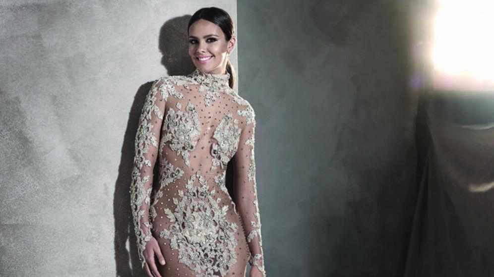 Foto: Pedroche, guapísima en su traje de Nochevieja. (Instagram)