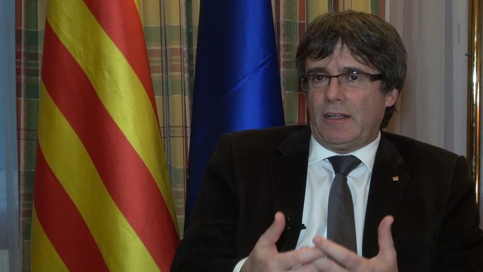 """Puigdemont descarta un """"golpe de efecto"""" con su vuelta antes del 21-D"""