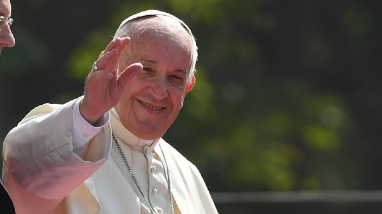 Papa Francisco (AFP)
