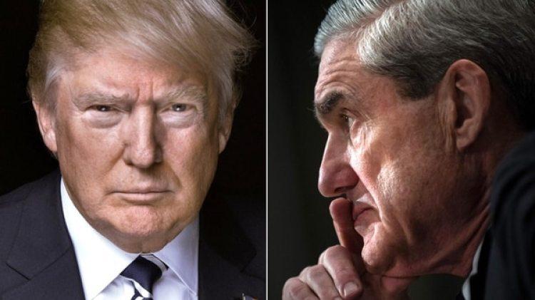 Donald Trump, Robert Mueller