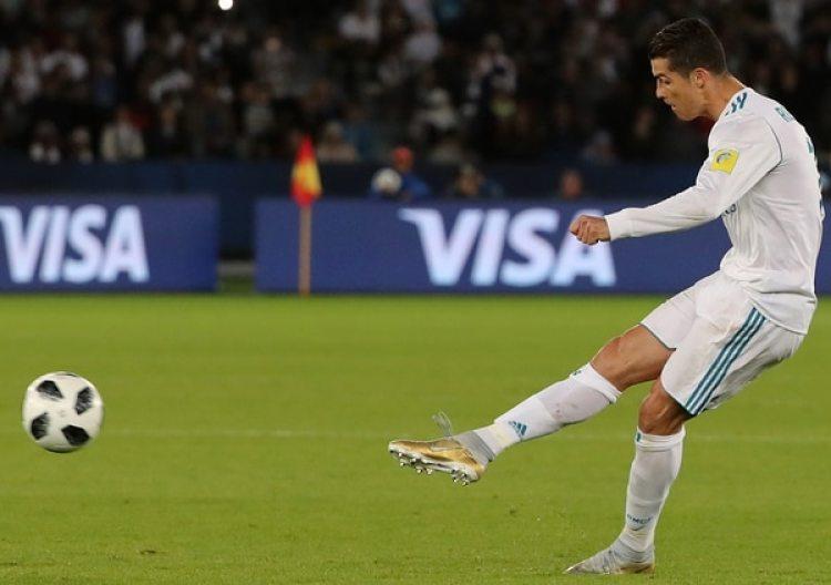 El luso convirtió a los 53 minutos el gol de la victoria del Real Madrid