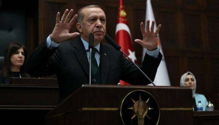 """""""Si perdemos Jerusalén, entonces no podremos proteger a Medina. Si perdemos Medina, perderemos La Meca y Kaaba"""", dijo Erdogan (Reuters)"""