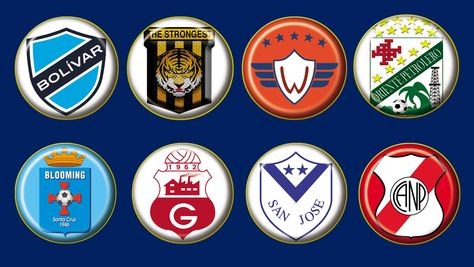 Ocho clubes bolivianos clasificaron a torneos Conmebol