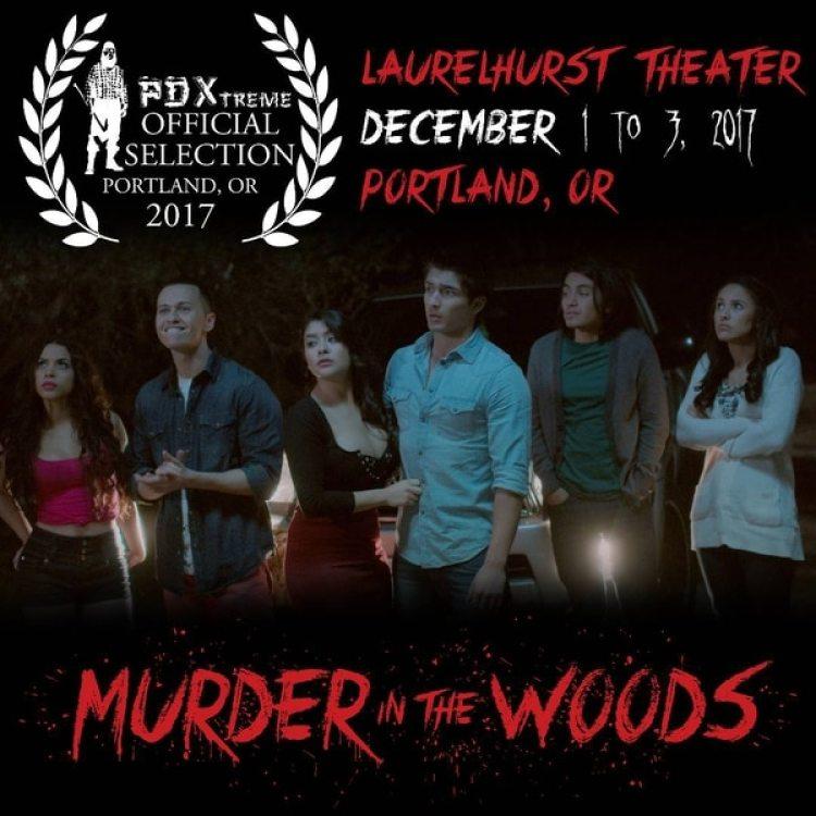 La producción además ofrece algo adicional al público hispano y a la audiencia general (Twitter de Murder In the Woods)