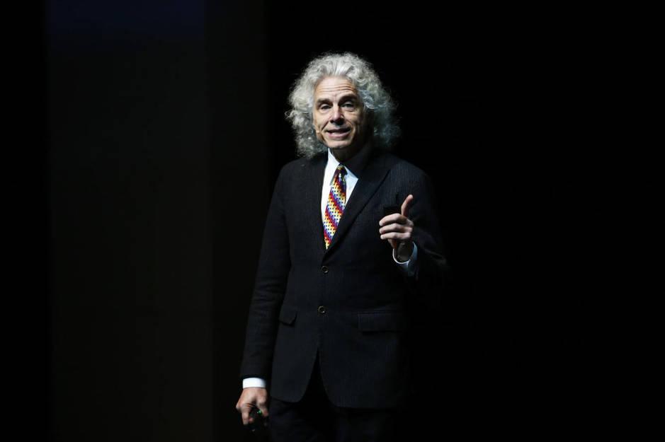 El profesor Steven Pinker del Harvard College. (Efe/Francisco Guasco)