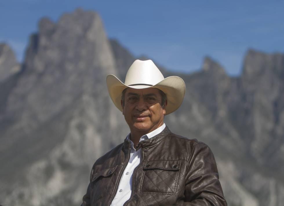 Jaime Rodríguez, El Bronco, la semana pasada.