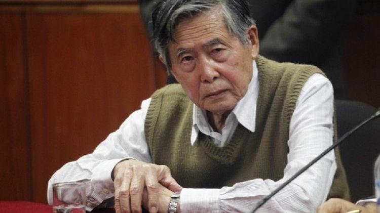 Alberto Fujimori fue condenado a 25 años de prisión por crímenes de lesa humanidad (Reuters)