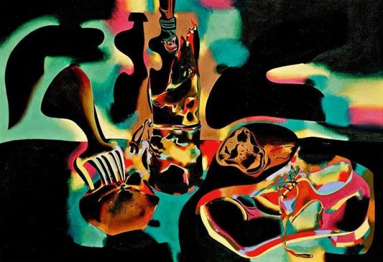 """""""Naturaleza muerta del zapato viejo"""" (1937)"""