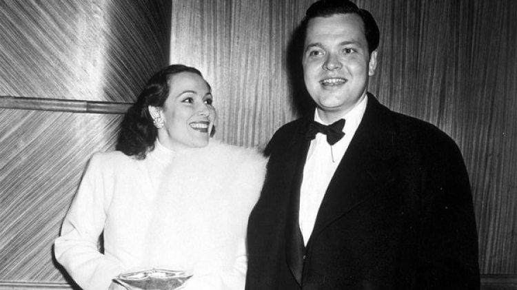 Dolores del Río y Orson Welles