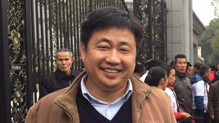 Xie Yang, abogado especializado en derechos humanos, también fue preso en China