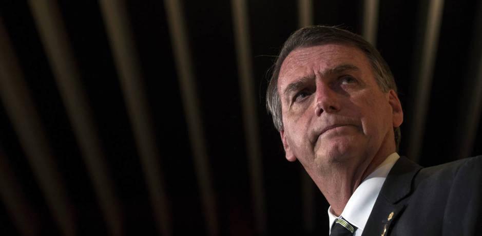 El diputado y militar de la reserva del Ejército Jair Bolsonaro, posible candidato de la extrema derecha a la Presidencia brasileña en 2018. (EFE)