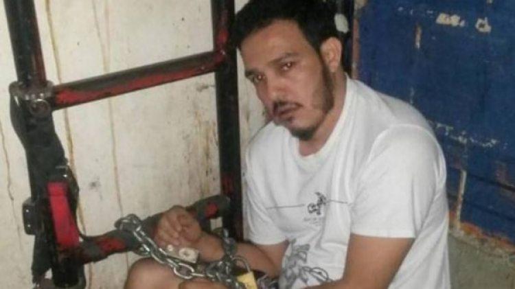 Los presos políticos están expuestos recluidos en condiciones infrahumanas