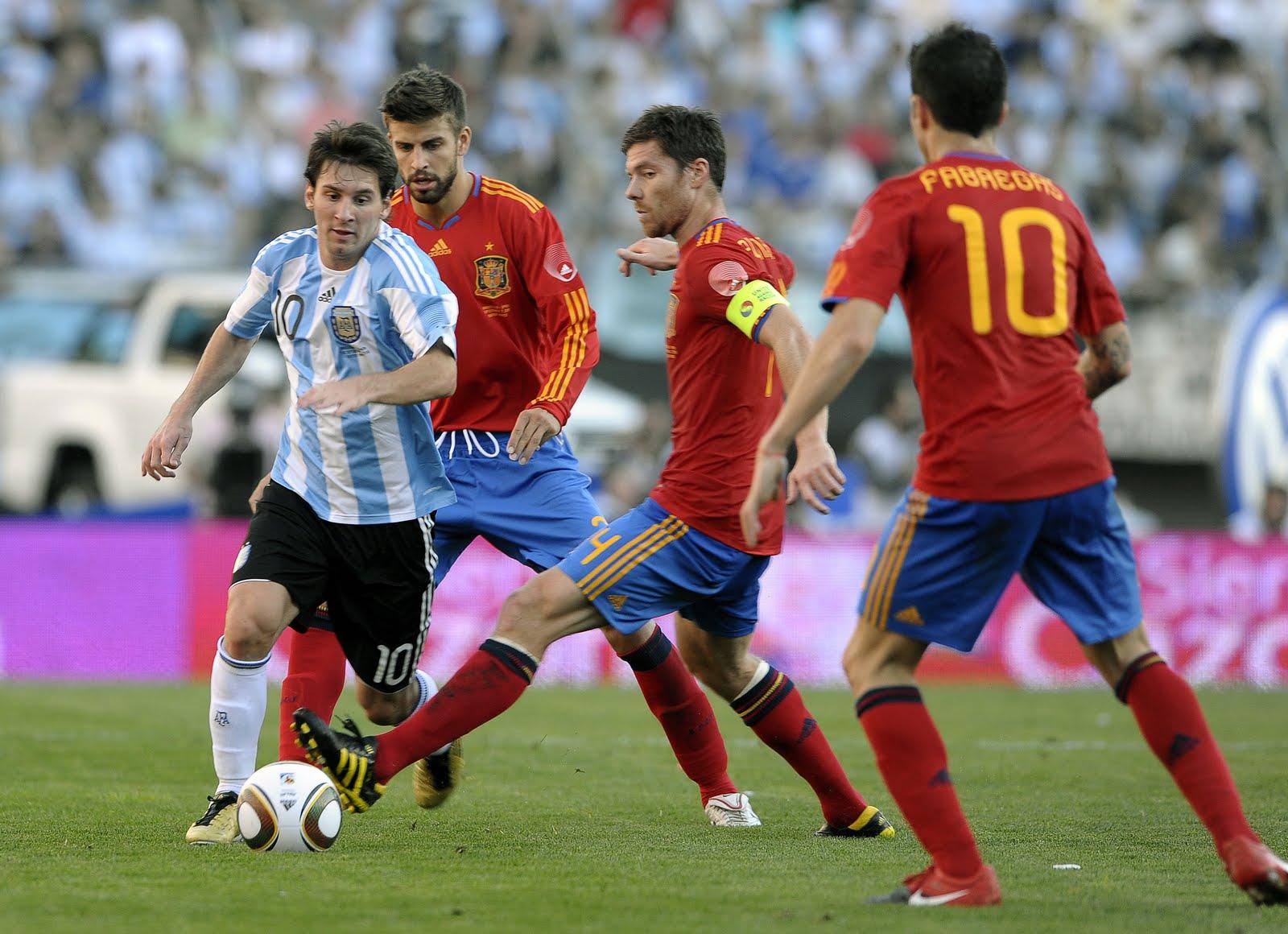 Resultado de imagen para argentina vs españa