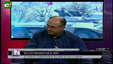 Ministro Ferreira explica lo que quiso decir Evo con llamado a las FFAA