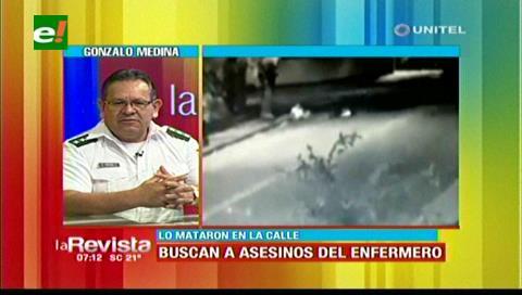 La Felcc investiga la muerte de un brasileño encontrado dentro de un vehículo