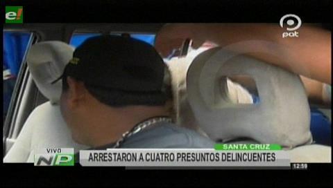 Tarija: Aprehenden a un hombre acusado de violar a su hija