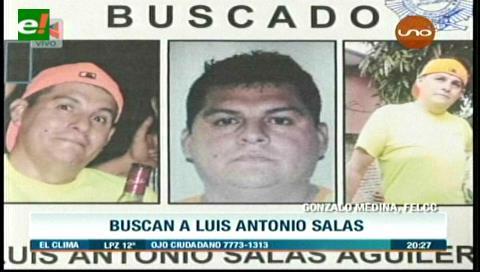 Santa Cruz. Por muerte de joven en karaoke, la Policía busca a Luis Antonio Salas