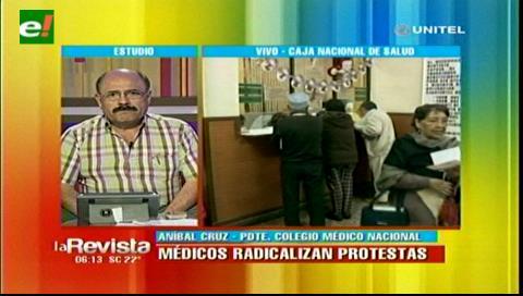Colegio Médico amenaza con la renuncia de especialistas de hospitales públicos