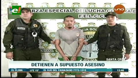 Detienen a sujeto acusado de asesinar a un hombre en el Plan Tres Mil