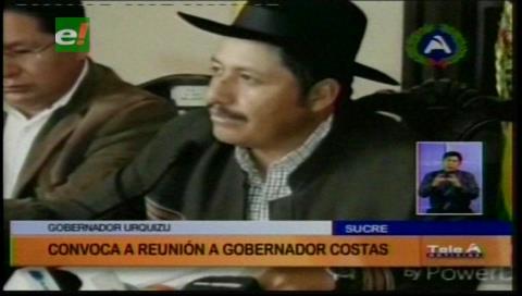 Incahuasi: Urquizu insiste en pedir diálogo a Costas