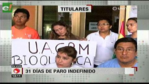 Video titulares de noticias de TV – Bolivia, mediodía del sábado 23 de diciembre de 2017