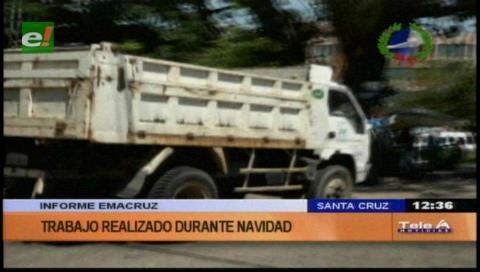 Santa Cruz: En el feriado largo se recogieron 5.700 toneladas de basura