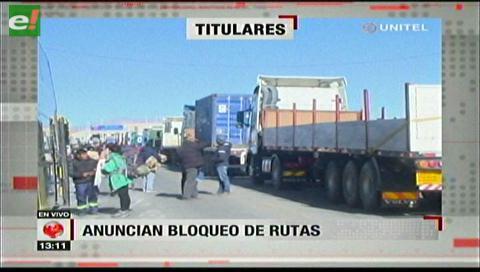 Video titulares de noticias de TV – Bolivia, mediodía del sábado 9 de diciembre de 2017