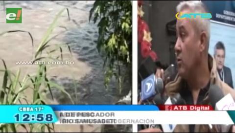 Suspenden búsqueda de pescador en el río Samusabeti por intensa lluvia