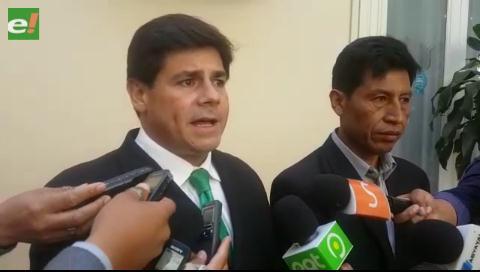 Parlamentarios exigen protección para Tomás Monasterio
