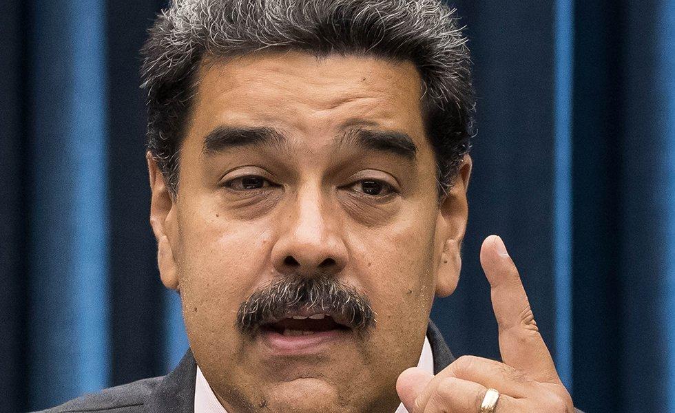 El presidente bolivariano, Nicolás Maduro. Foto: EFE