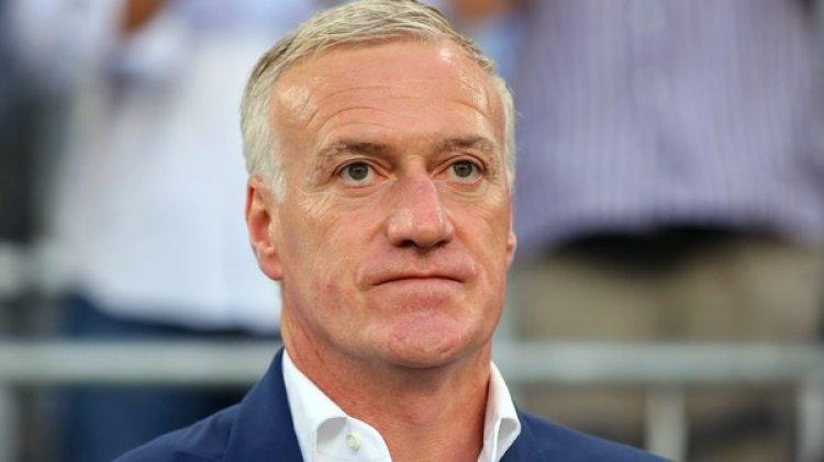 Deschamps será el entrenador de Francia en el Mundial de Rusia 2018 (Getty)