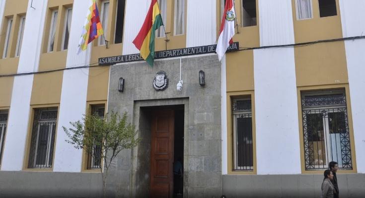 Asamblea de Tarija analizará un informe del TED acerca de la elección de subgobernadores