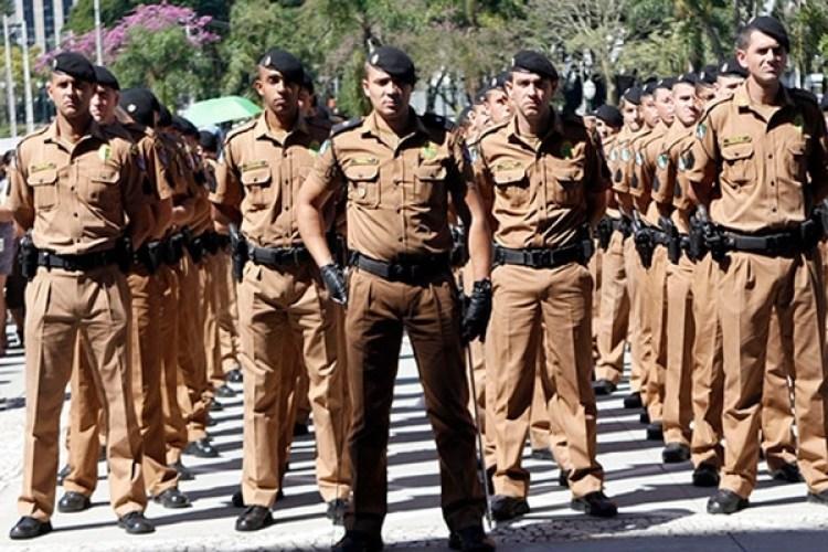 Polícia Militar do Paraná(Pedro Ribas/ANPr)