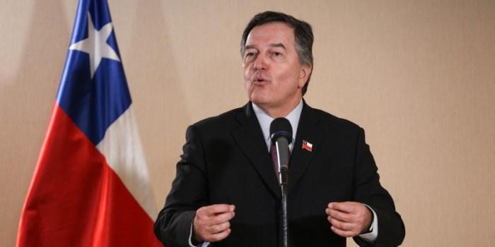 Canciller Ampuero acusó que la política exterior de Bolivia