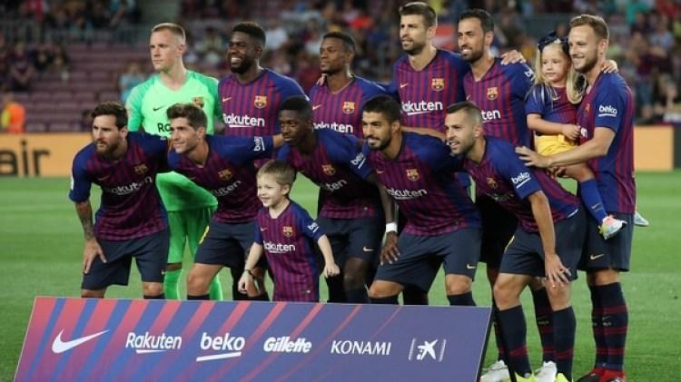 El Barcelona tiene como objetivo la Champions League (Reuters)