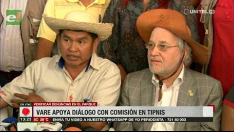 Dirigente indígena aclara que ninguna delegación internacional consensuó visita al TIPNIS
